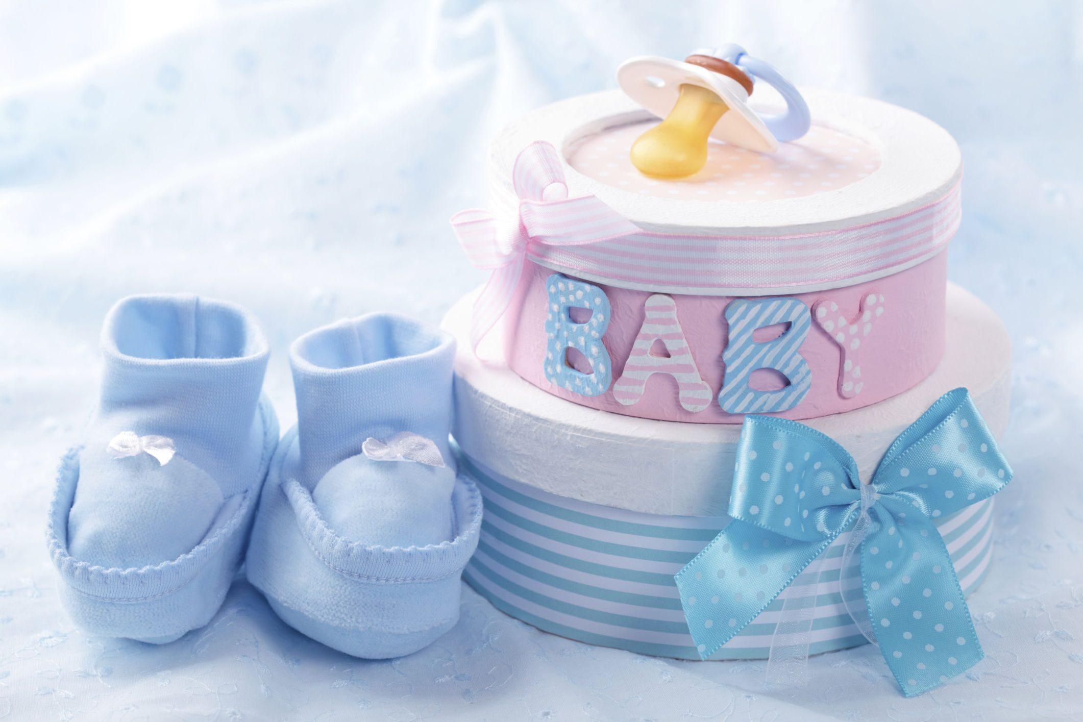 Подарок при рождении девочки